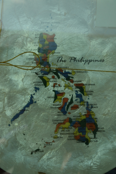 Map Of The Philippines by RossNavarro