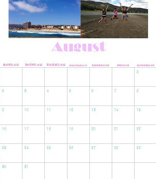 AUGUST by RossNavarro