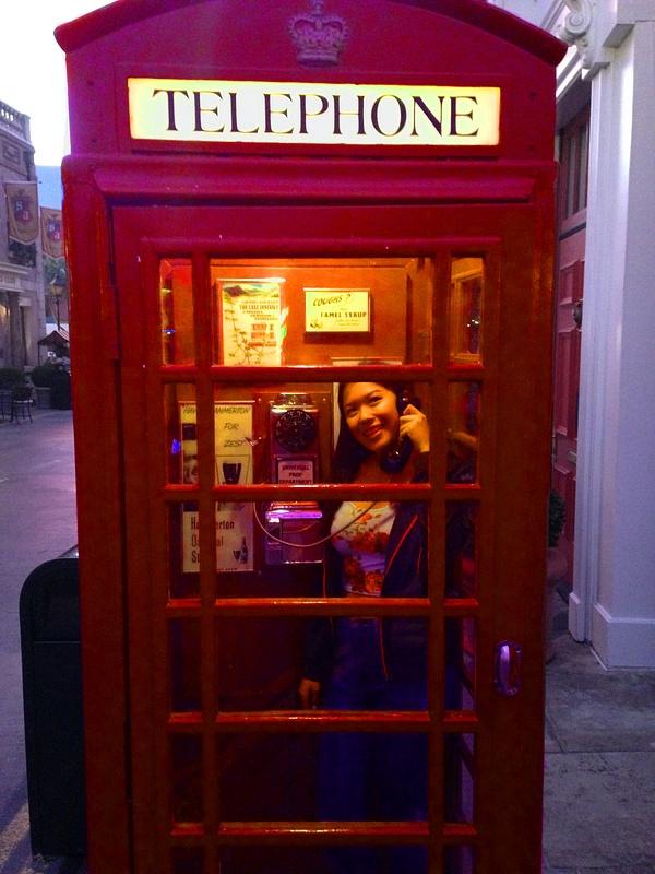 phone booth edit