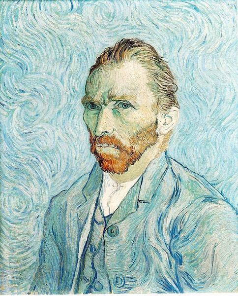 Van Gogh by JustineSaldana