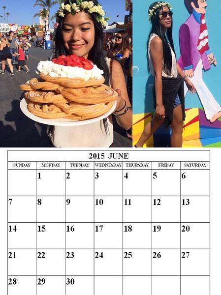 June by JustineSaldana
