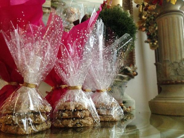 Homemade cookies by JustineSaldana