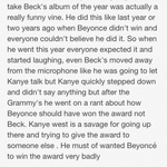 Written: Grammy Photo Essay