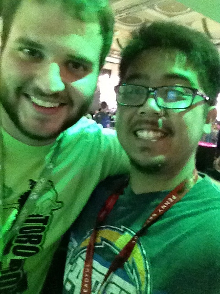 Selfie with Youtuber by RyanAvelino