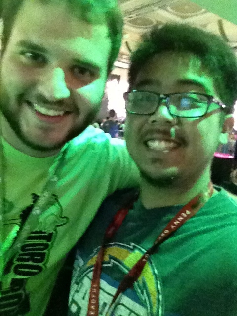 Selfie with Youtuber