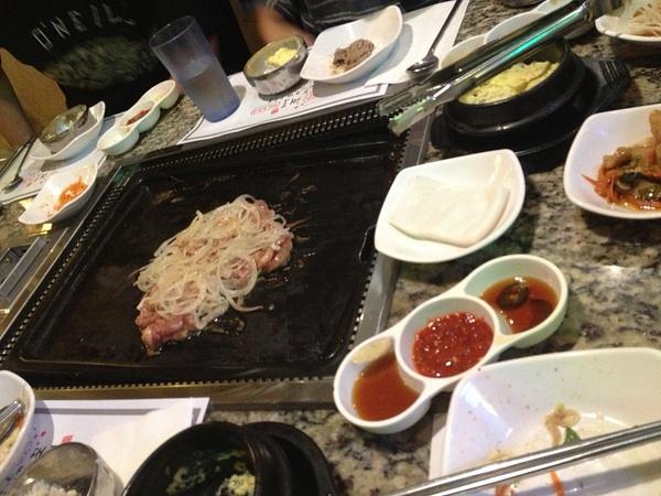 Korean Star BBQ by RyanAvelino
