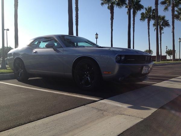 Dodge Challenger Power by RyanAvelino