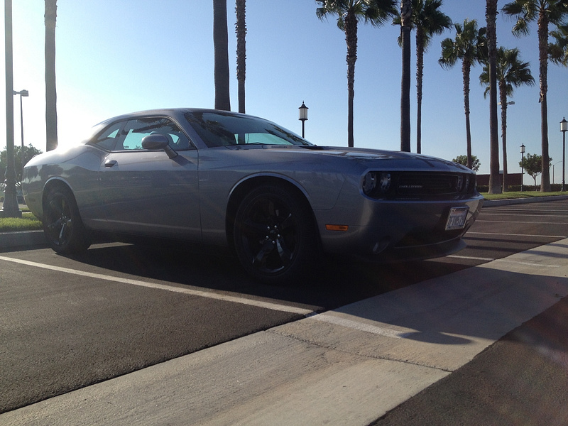 Dodge Challenger Power