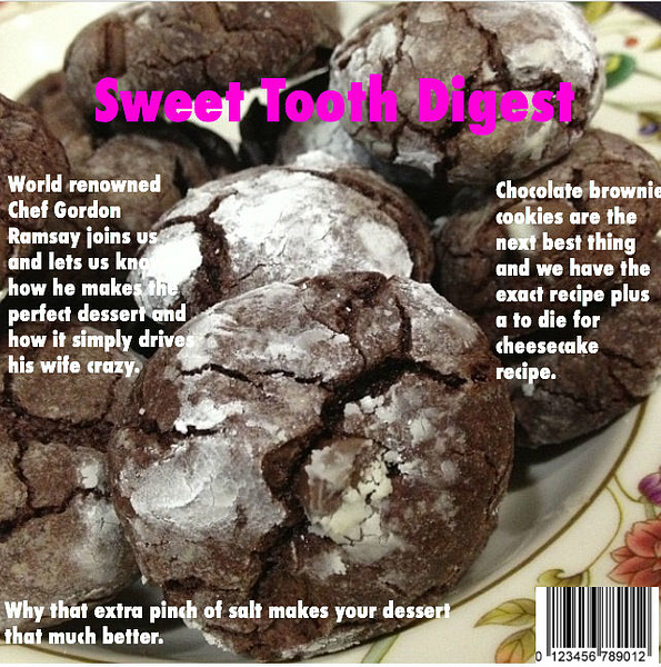Sweet Tooth Magazine by RyanAvelino