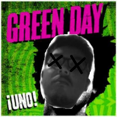 Green Day 2 by RyanAvelino