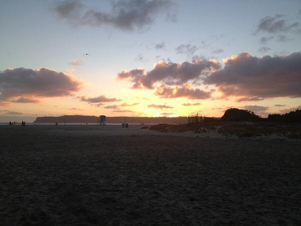Sunset by RyanAvelino
