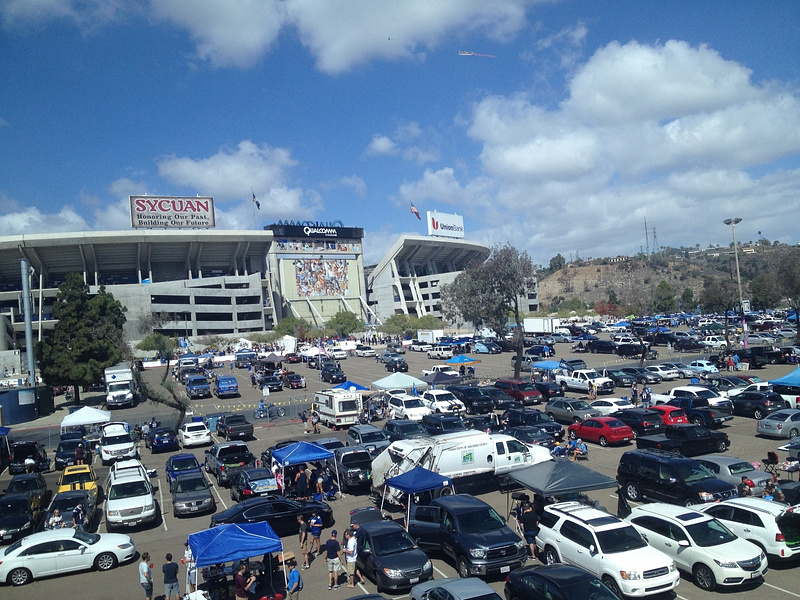 Outside Qualcomm