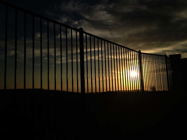 Fenced Off by RyanAvelino