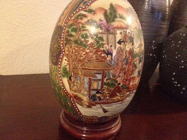 Japanese Egg by RyanAvelino