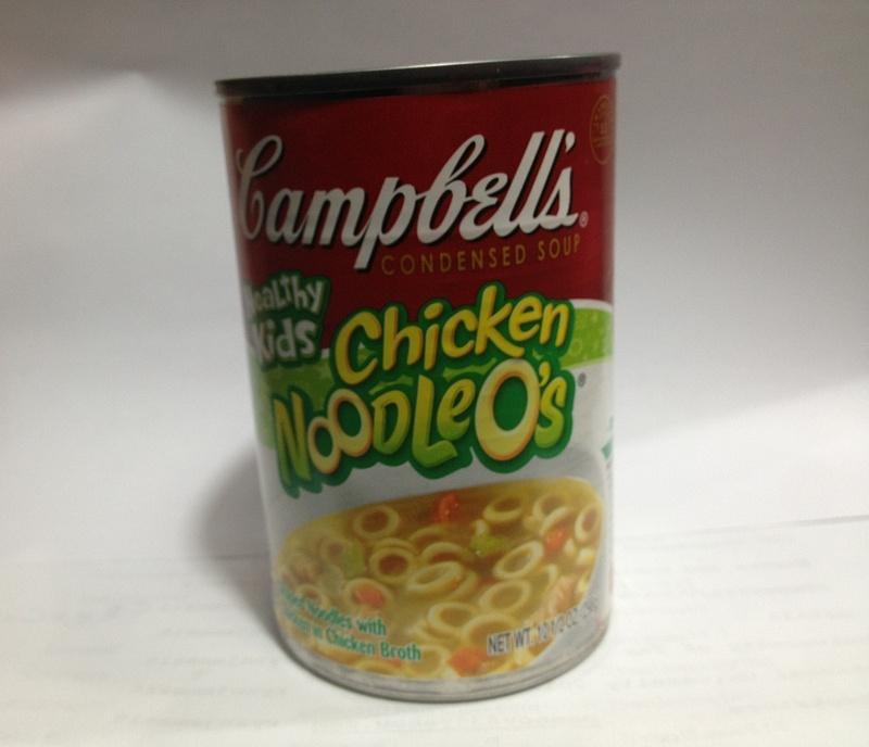 Campbells Chicken Soup