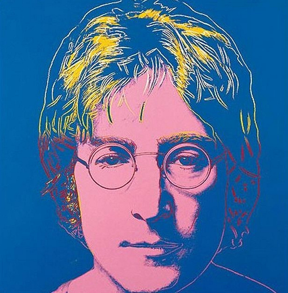 John Lennon by RyanAvelino