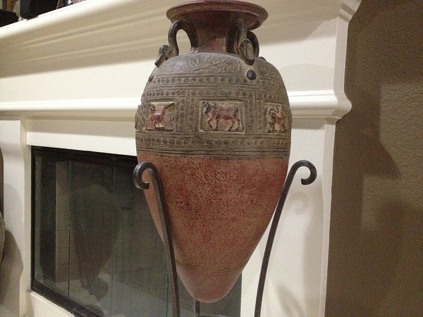 Man made vase by RyanAvelino