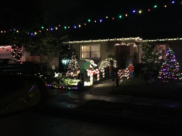 Christmas Circle Round by RyanAvelino