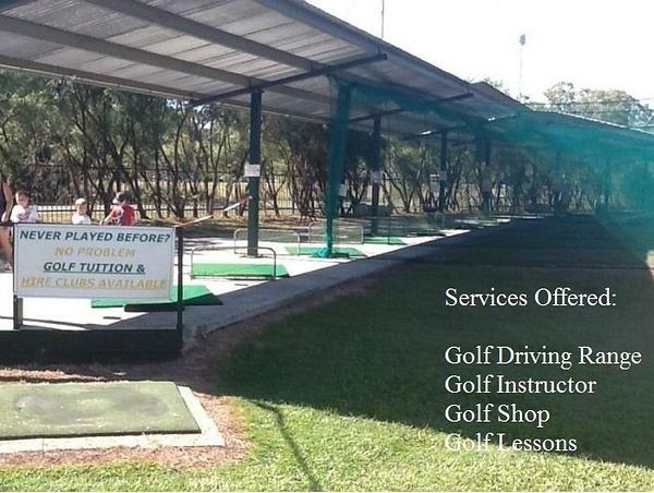 Marsden QLD Golf Shop    (073) 803-6976 by NicholasGibson