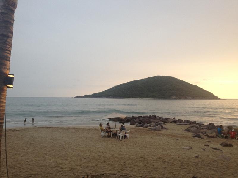 One of the three legendary Island's