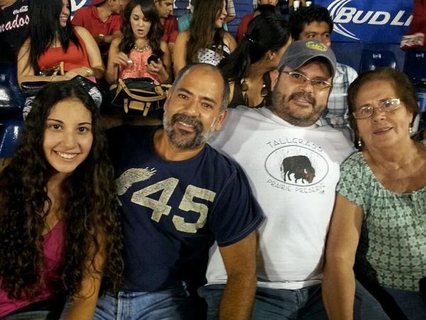 Baseball day by SalvadorVicentebanuelos