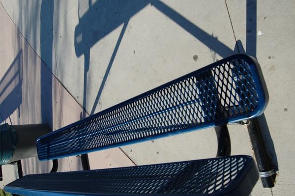 The bench by SalvadorVicentebanuelos