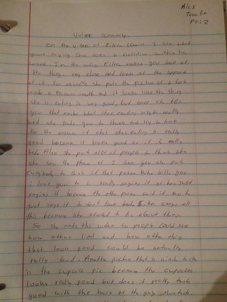 Notes by AlexTovalin
