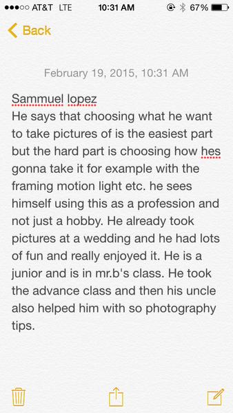 Sammuel Lopez by AlexTovalin