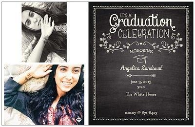 Grad invitations by AngelicaSandovalp5