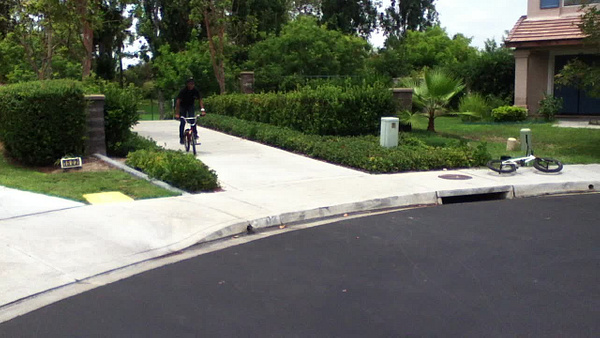 Video bmx street p2 by Marquise