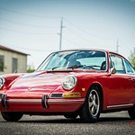 Red 1968 911