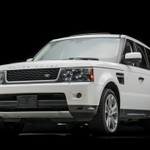 2011 Range Rover Sport Supercharged White