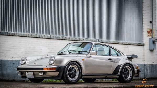 1981 930 Turbo by Jsbfoto