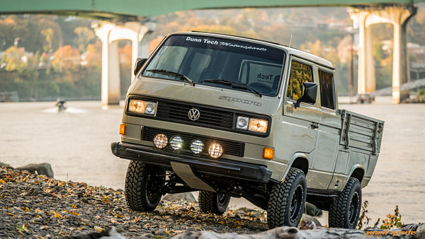 1989 VW Doka Syncro by Jsbfoto