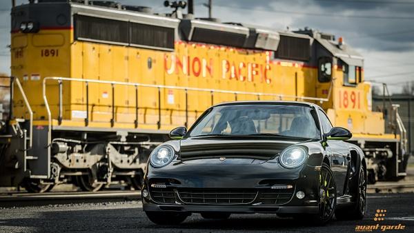 2012 Porsche 911 Turbo S Edition 918 Spyder by Jsbfoto