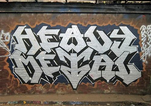 Heavy Metal by TerrySilver
