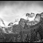 Yosemite B&W Review
