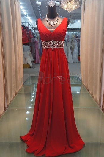 Elegant-Evening-Dresses-Simple-new-V-neck-glass-diamond-belt-elegant-evening-dresses-bmz_cache-2-231638a2a59f678adaf614f989cbe9b by RobeMode