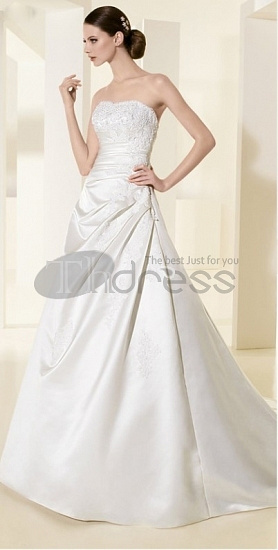 Strapless-Wedding-Dresses-satin-straight-beaded-lace-up-luxurious-strapless-wedding-dresses-bmz_cache-d-d30c9ae8fb15a8d7124115c4