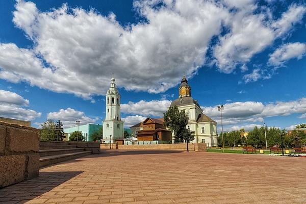 Тула Август 2014 by MaxMaximov
