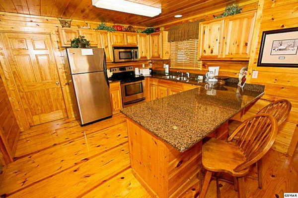 5 Kitchen with Breakfast Bar by JaniceTabor