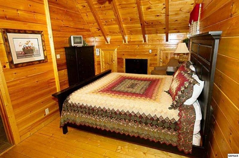 10 Second Floor Master Bedroom