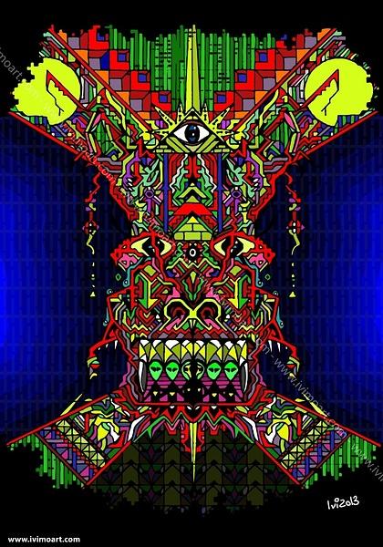 Divinorum by IviMoArt