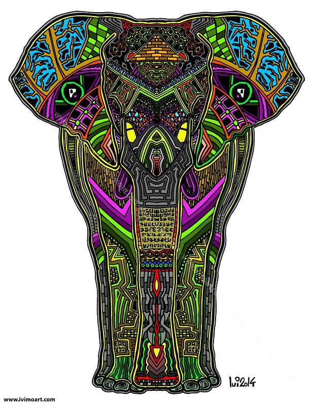 Pineal Elephant