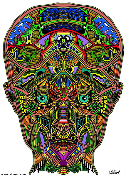Pineal Human by IviMoArt