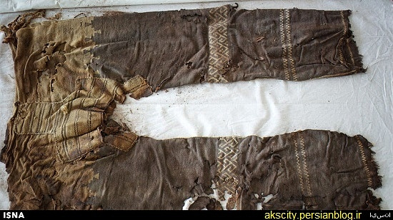 World's oldest Pants in China