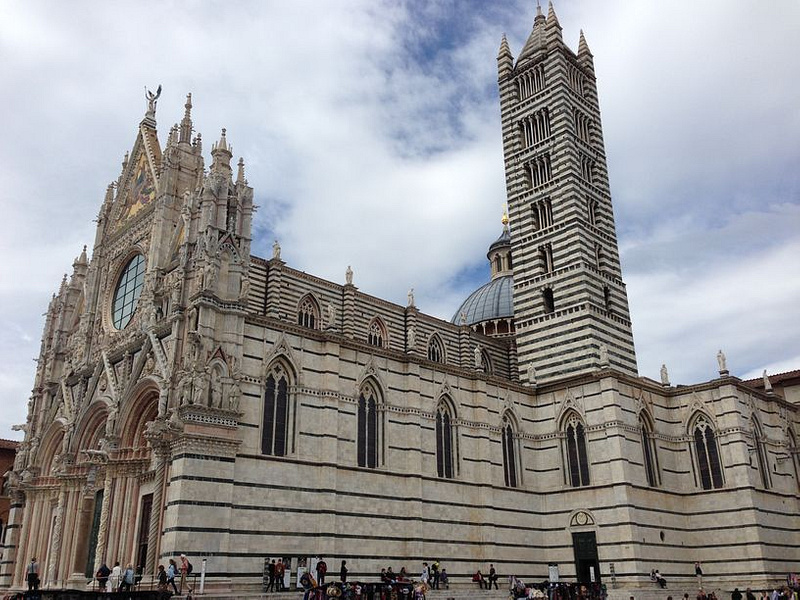Duomo di Sena - Cathedral of Saint Mary of the Assumption