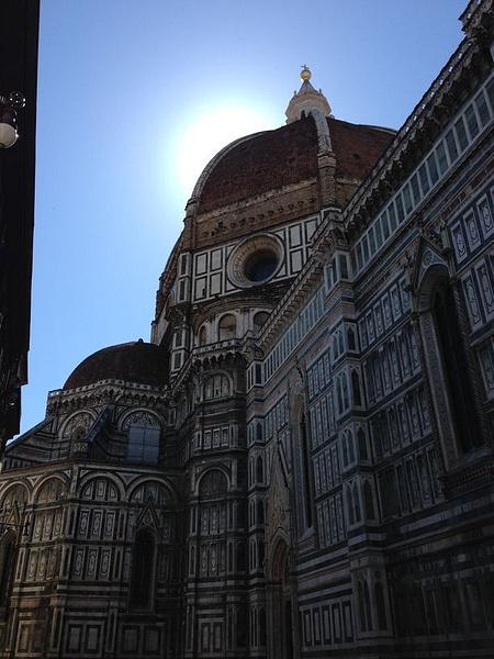 Il Duomo (Santa Maria del Fiore - Brunelleschi's dome) by BradAndDebbie