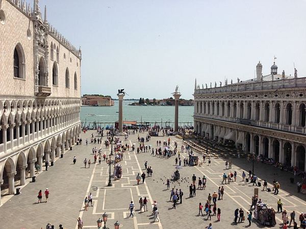 Piazza San Marco by BradAndDebbie