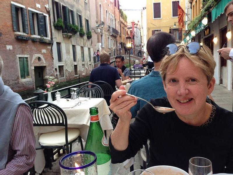 Debbie's favorite restaurant in Italy, Rafael's